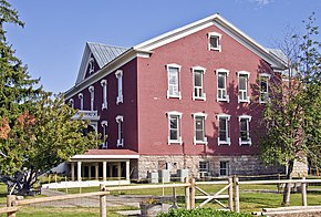 Blaine County Courthouse, Hailey ID1.jpg