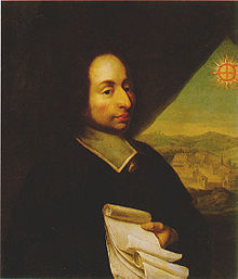 blaise pascal biography summary template