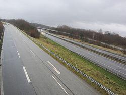 Blick auf die A 215 von der Brücke Rendsburger Landstraße.jpg