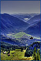 Blick vom Wendelstein in das Tal von Bayrisch Zell (tonmapped) (8124738783).jpg