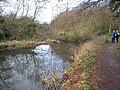 Blockage of the Thames and Severn Canal at Stroud bypass - geograph.org.uk - 1052895.jpg