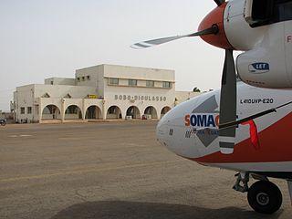 Bobo Dioulasso Airport airport