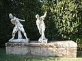 Boboli, due figure grottesche di Romolo del Tadda.JPG