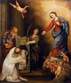 Pedro Atanasio Bocanegra spanish baroque painter