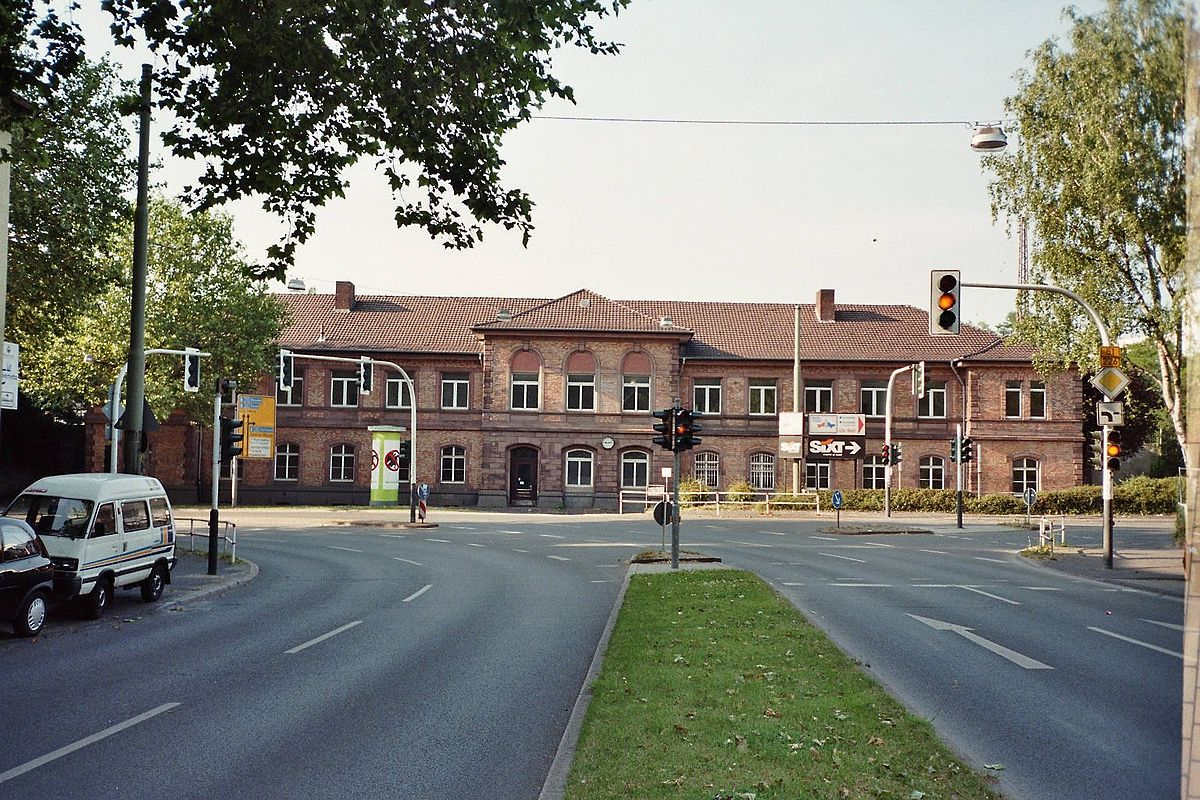 Bochum-Nord station - Wikipedia