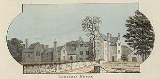 Evan Lloyd (MP) - Bodidris house, home of Evan Lloyd