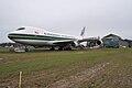 Boeing 747-132SF LFrontSide EASM 4Feb2010 (14589116754).jpg