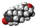 Boldenone molecule spacefill.png