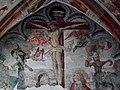 Bolzano, Chiesa dei Domenicani, frescos in the cloister 010.JPG