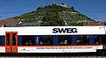 Bombardier Talent 2 der SWEG im Bahnhof Staufen 2.jpg