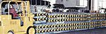 Bombs are loaded on USS Constellation (CVA-64) c1972.jpg