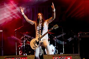 Bombus (band) - Bombus live at Summer Breeze Open Air in 2016