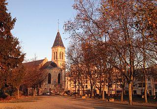 Bondy Commune in Île-de-France, France