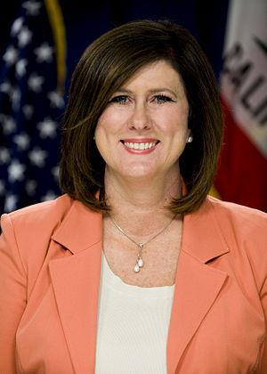 Susan Bonilla - Image: Bonilla headshot