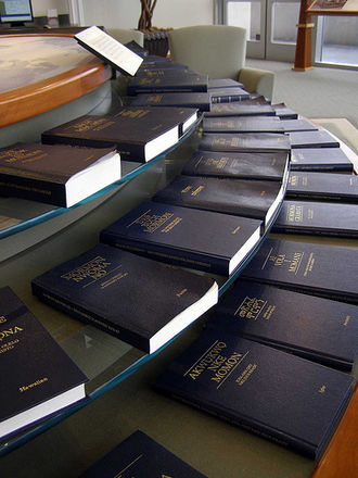 Book of Mormon - Translations of the Book of Mormon