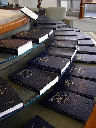 Book of Mormon translations