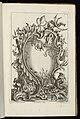 Bound Print, Cartouche with Mercury's Staff, Livre de Cartouches Irréguliers (Book of Irregular Cartouches), 1738 (CH 18238055).jpg
