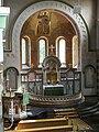 Bräkne-Hoby, Kirche Kanzel, Chor, Altar (2008-08-21).JPG