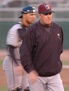 Brad Holman American baseball player & coach