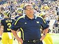 Brady Hoke, Michigan 2012.jpg