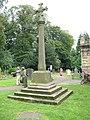 Brancepeth war memorial - geograph.org.uk - 981434.jpg