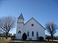 Branch Mountain United Methodist Church Three Churches WV 2009 02 01 02.jpg