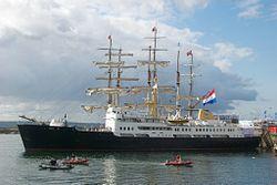 Le Sjokurs à Brest 2012
