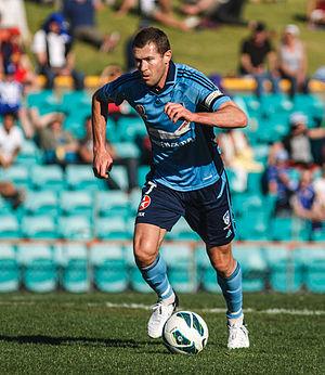 Brett Emerton - Image: Brett Emerton Sydney FC