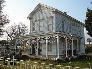 Brewster House (Galt, California)