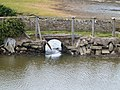 Bridge over creek, Horsey Island - geograph.org.uk - 1305131.jpg