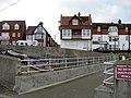 Bridge over slipway - geograph.org.uk - 1093657.jpg