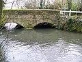 Bridge over the River Ebble - geograph.org.uk - 1141457.jpg