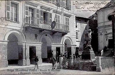 La Rue Pastorelli Caf