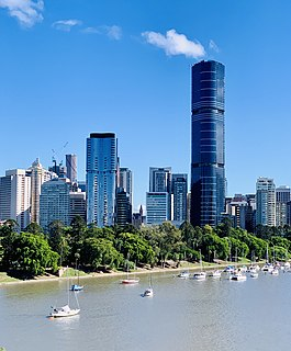 Geography of Brisbane Geography of the city of Brisbane in Queensland, Australia