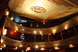 Bristol Old Vic - Interior of the main theatre