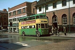 Trolleybuses in Wolverhampton