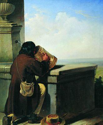 Fyodor Bronnikov - Image: Bronnikov Wayfarer