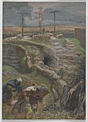 Brooklyn Museum - Jesus Alone on the Cross (Jésus seul sur la Croix) - James Tissot.jpg