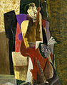 Brooklyn Museum - The Cellist - Max Weber - overall.jpg