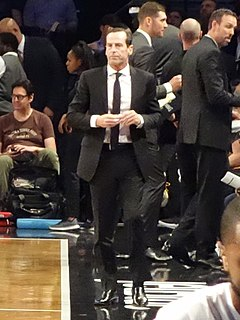 Kenny Atkinson American basketball coach
