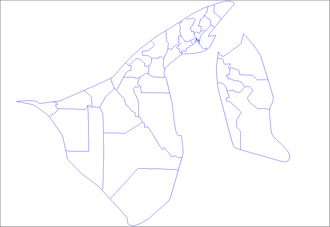 Mukim - Mukims of Brunei