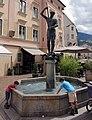 Brunnen Albuingasse (Brixen) Heilige Georg.jpg