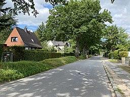 Brunskrogweg in Hamburg