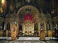 Bucuresti, Romania, Biserica Rusa (Sfantul Nicolae), B-II-m-A-18814 (iconostas).JPG
