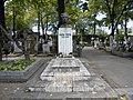 Bucuresti, Romania, Cimitirul Bellu Ortodox (Mormantul lui Marin Preda).JPG