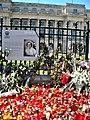 Bucuresti, Romania. PALATUL REGAL (Funerariile Reginei Ana, Principesă de Bourbon-Parma) (B-II-m-A-19856)(3).jpg