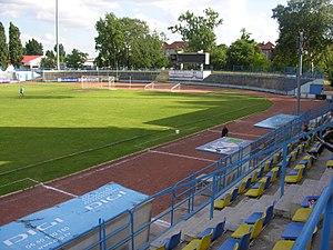 Budai II. László Stadion - Image: Budai II László Stadion 2013 No 3