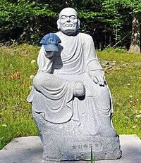 Buddha of Chief Disciple, Sariputta.jpg