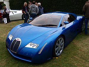 Bugatti 18/3 Chiron - Image: Bugatti Chiron