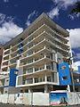 Building construction in Jane St, West End, Brisbane 10.2016, 01.jpg